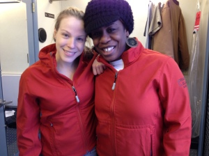 Emma and Uzo
