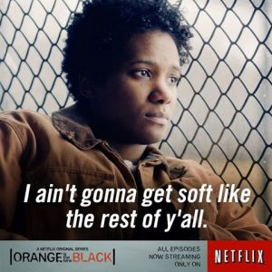 Vicky Jeudy as Janae Watson  ( Photo credit : Netflix )