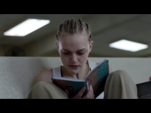 Madeline Brewer as Tricia Miller Screen: Netflix