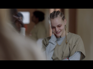 Madeline Brewer as Tricia Miller