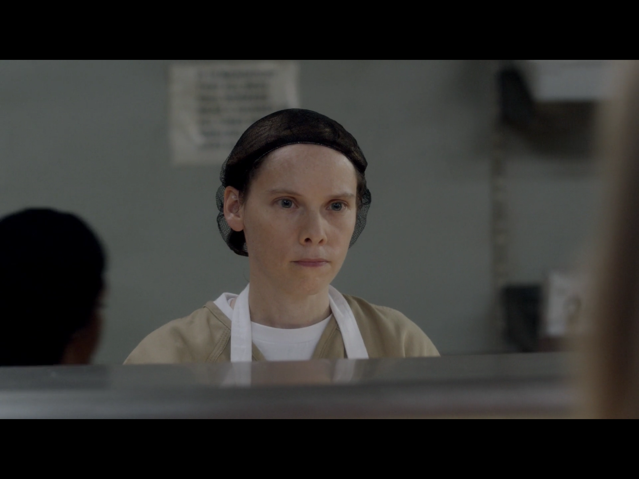 Exclusive Interview Abigail Savage Aka Gina Murphy From Oitnb Kobsupang Robertson